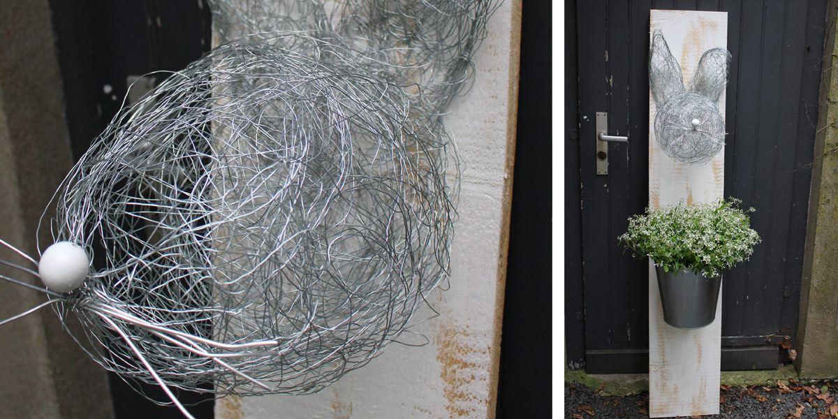 Schön Edelstahldraht Kunst Galerie - Elektrische Schaltplan-Ideen ...